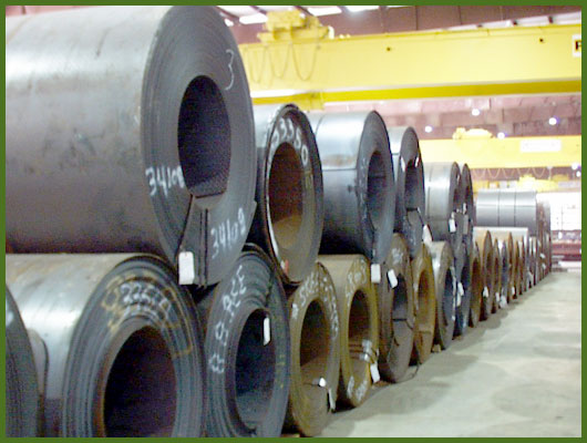Sheet & Coil Products by Certified Steel