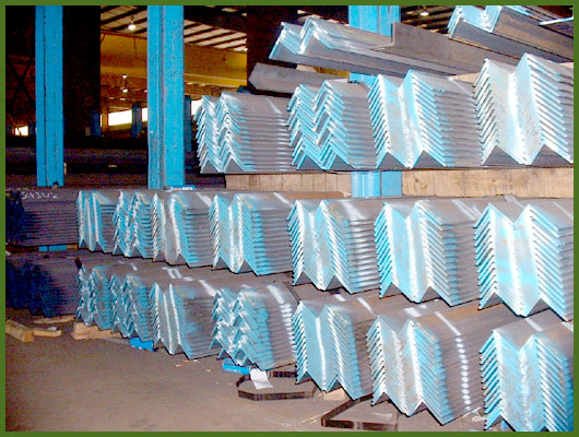 Hot Rolled and Galvanized Angles